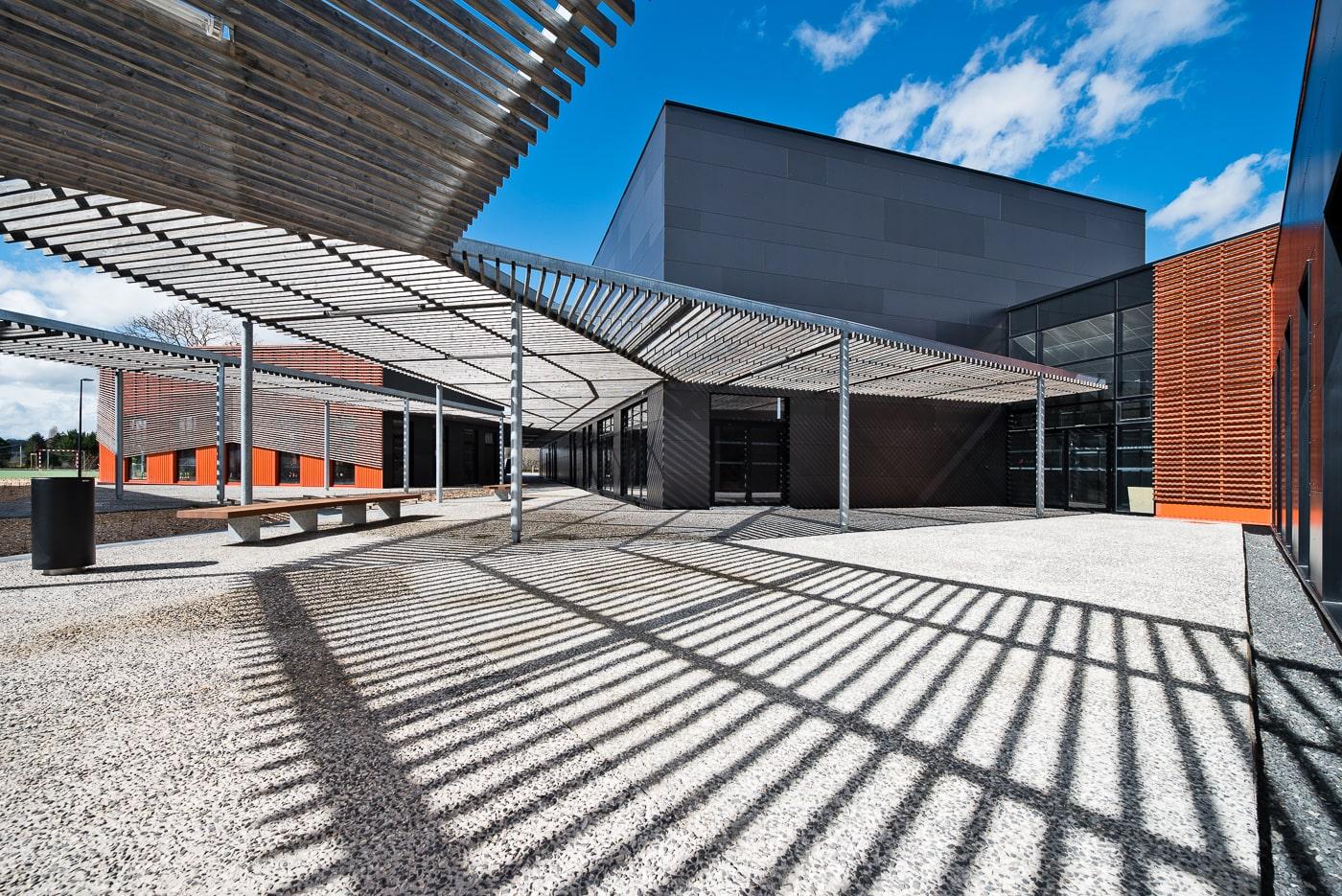 Cour CFA de Chasseneuil-sur-Bonnieure