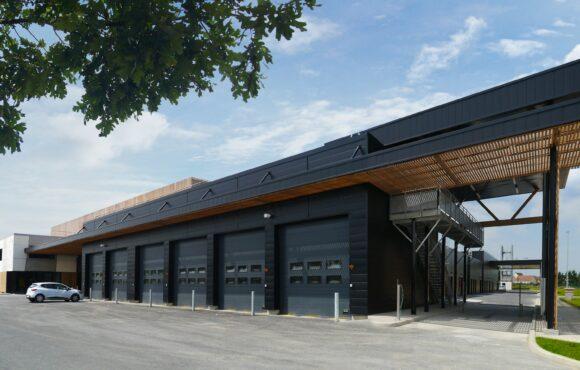 Entrepôt CIS - Chartres Champol