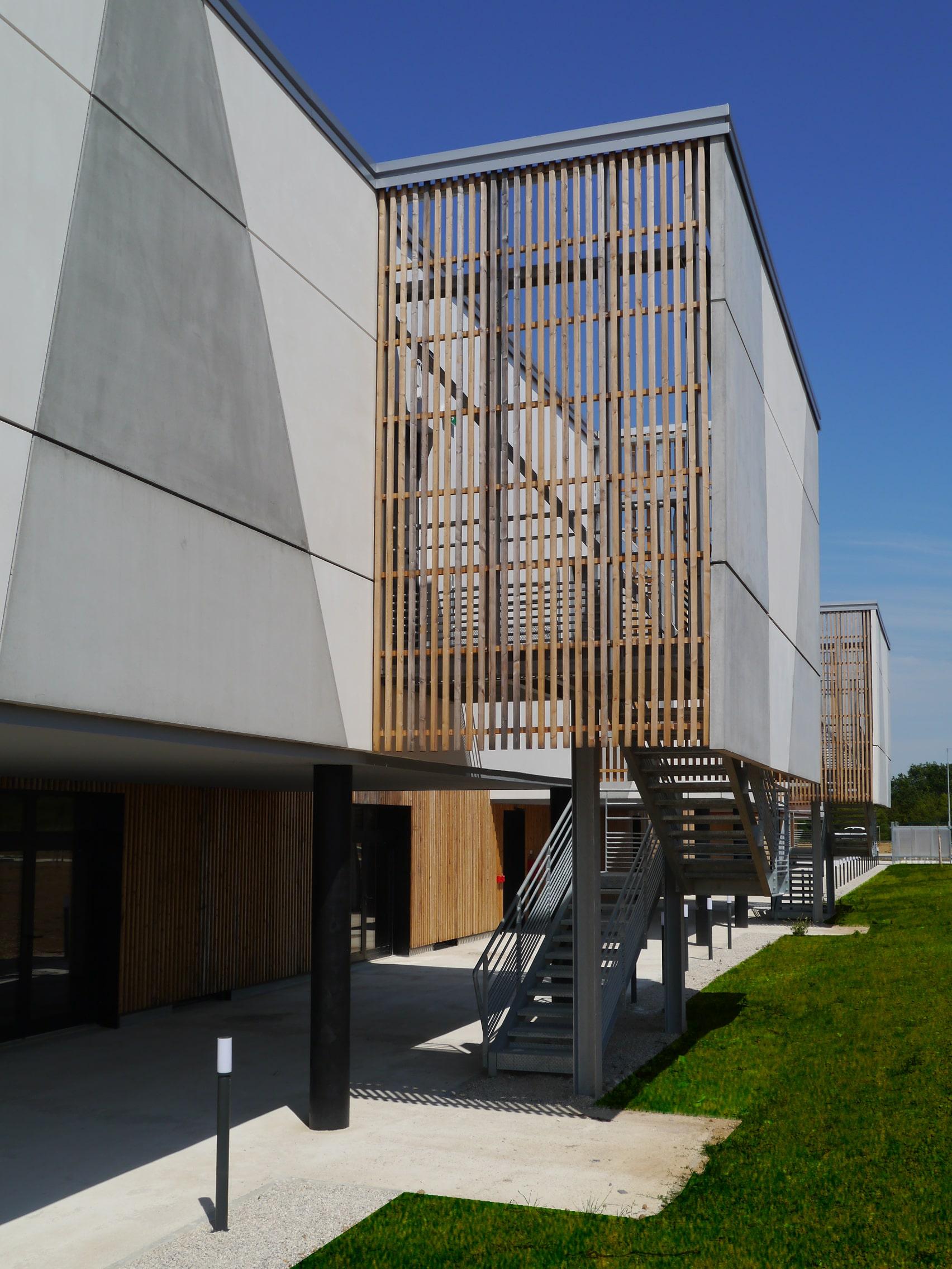 Extérieur CIS - Chartres Champhol