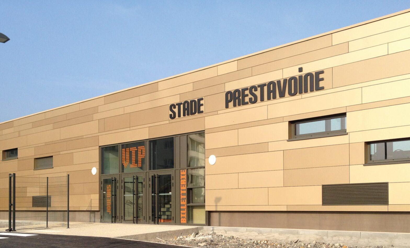 Stade Prestavoine