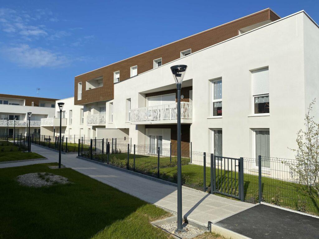 Logements à Biéville-Beuville